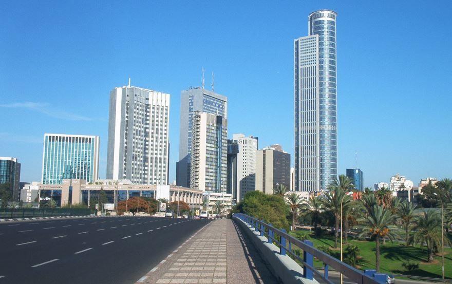 Фото города Рамат-Ган Израиль