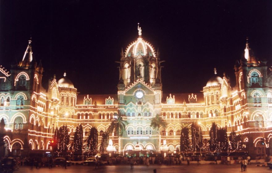 Смотреть красивое фото город Мумбаи
