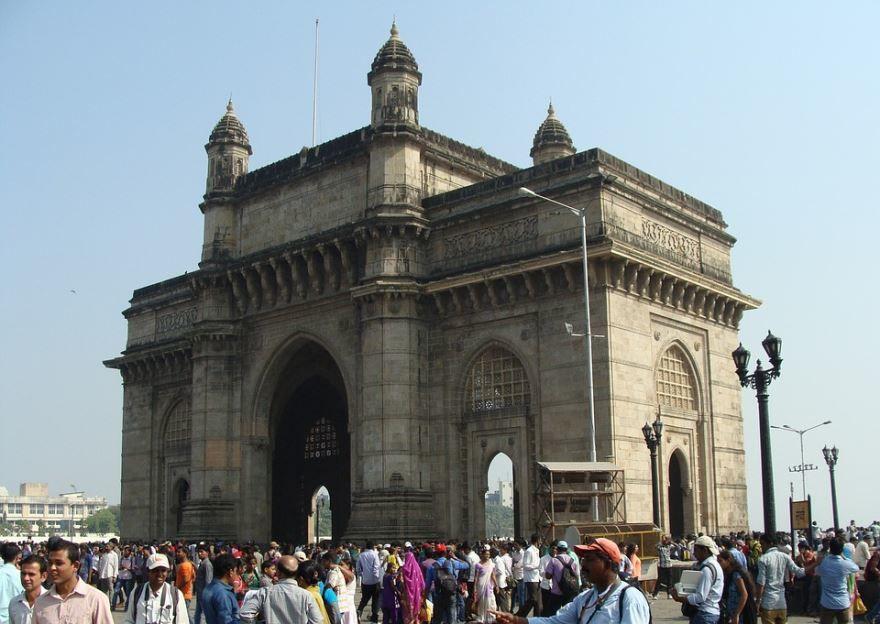 Ворота город Мумбаи
