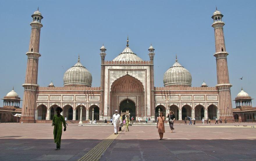 Город Дели Индия