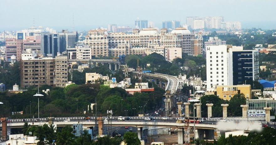 Фото города Ченнаи Индия