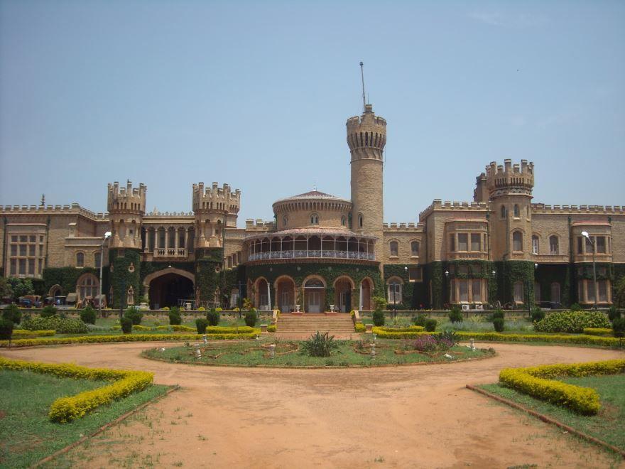 Город Бангалор Индия