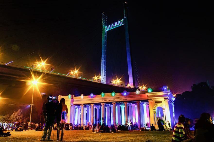 Фото города Калькутта Индия
