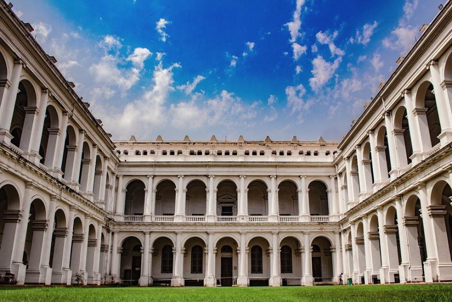 Индийский музей город Калькутта