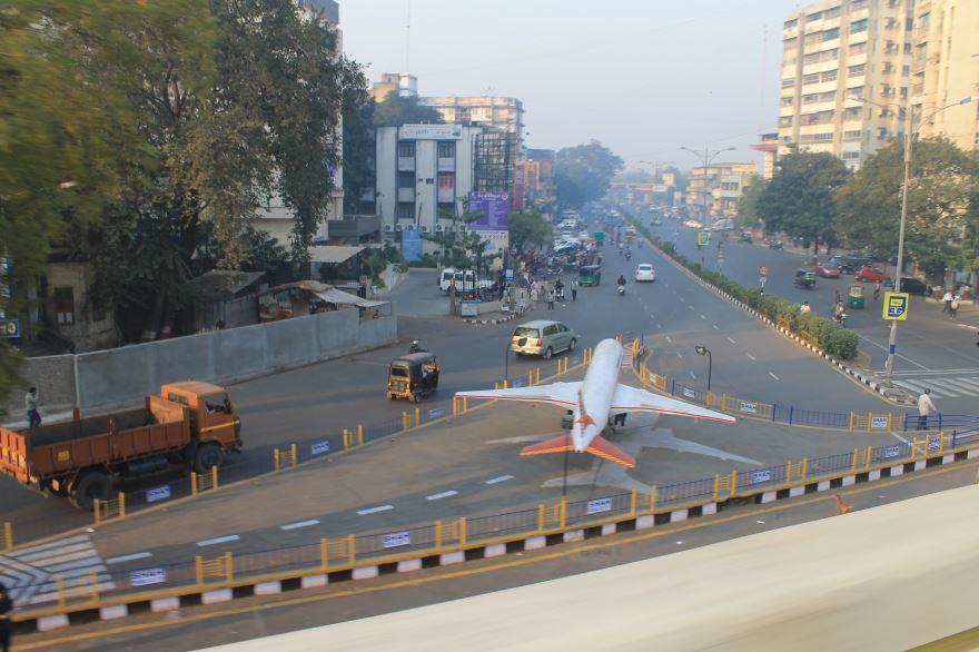 Фото города Сурат Индия