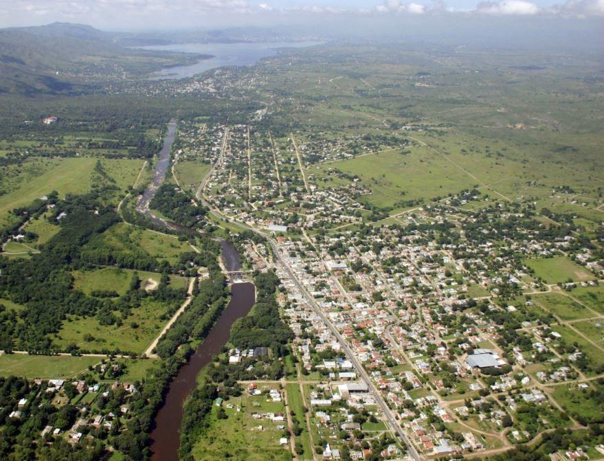 Вид сверху город Пуна