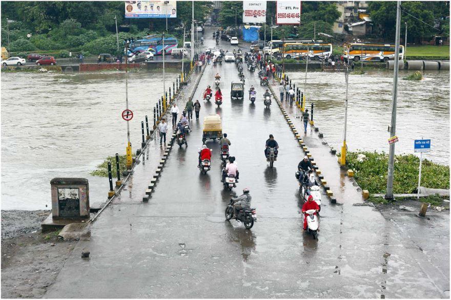 Фото города Пуна Индия