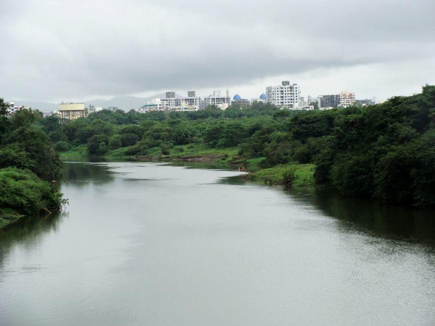Река город Пуна