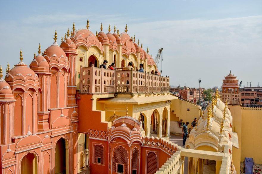 Скачать онлайн бесплатно лучшее фото город Джампур в хорошем качестве