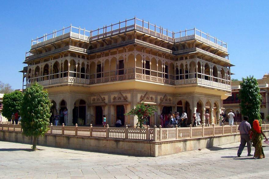 Город Джампур Индия