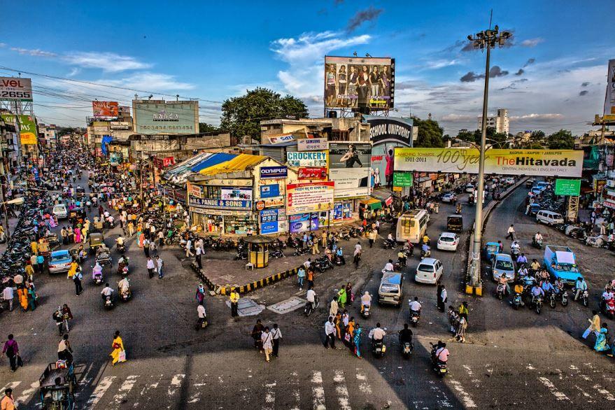 Фото города Нагпур Индия