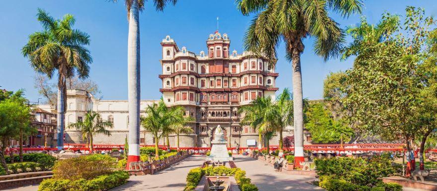 Фото города Индаур Индия