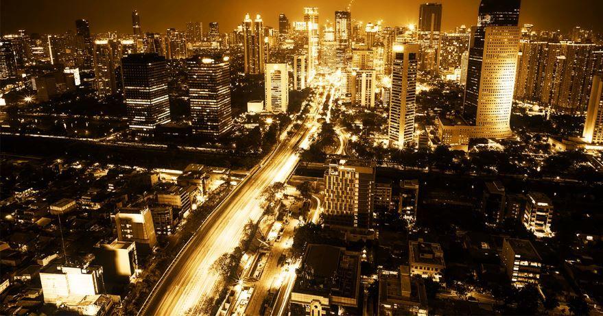 Скачать онлайн бесплатно лучшее фото город Джакарта в хорошем качестве