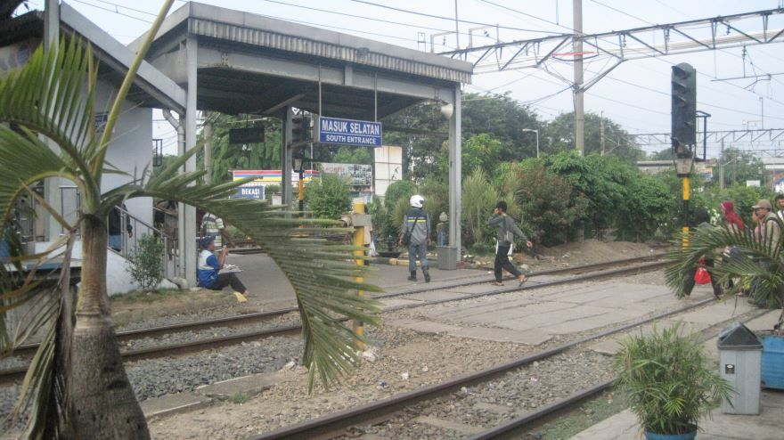 Фото города Бекаси Индонезия