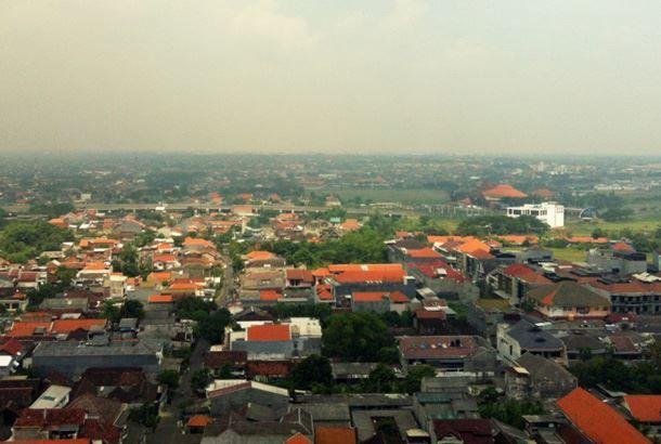 Скачать онлайн бесплатно лучшее фото город Сурабая в хорошем качестве