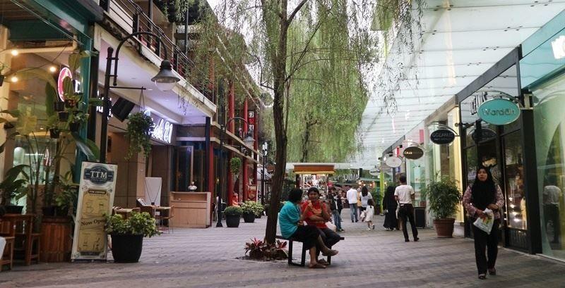 Смотреть красивое фото город Бандунг