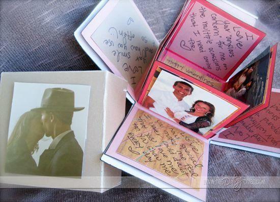 Оригинальные подарки на день влюбленных