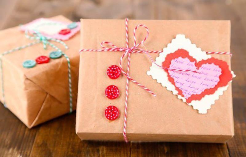Подарок на день влюбленных своими руками парню