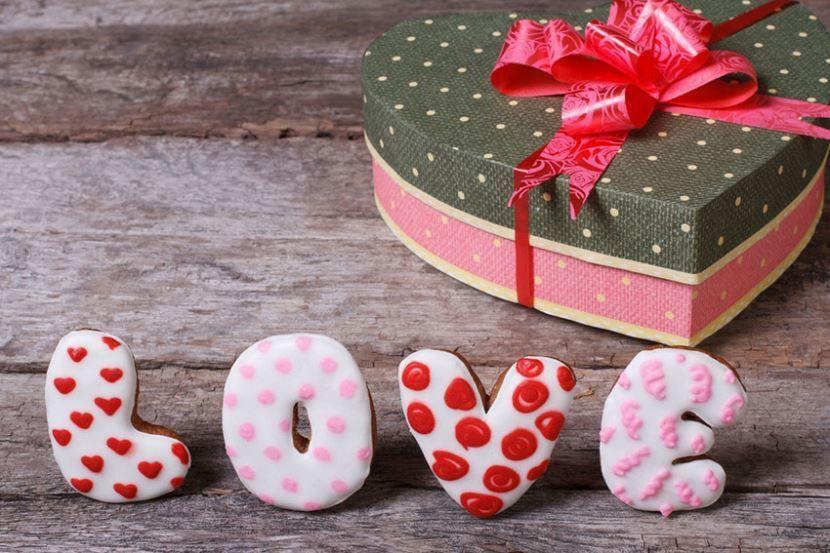 Подарок мужчине на день влюбленных