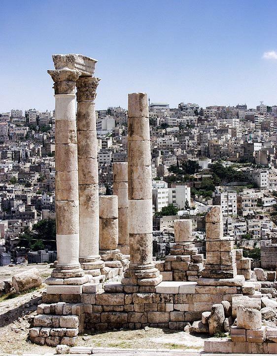 Древний Амман