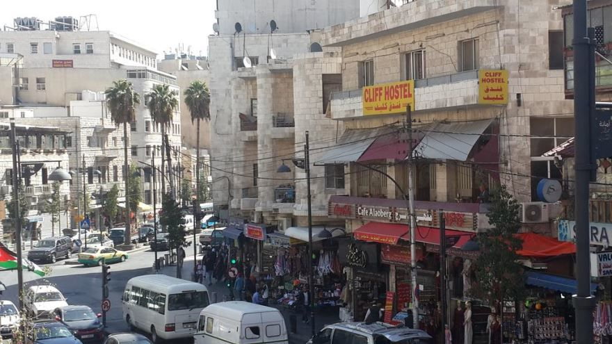 Скачать онлайн бесплатно лучшее фото город Амман в хорошем качестве