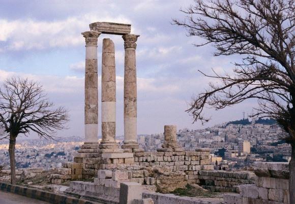 Древний город Амман