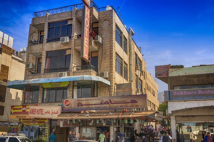 Фото города Акаба Иордания