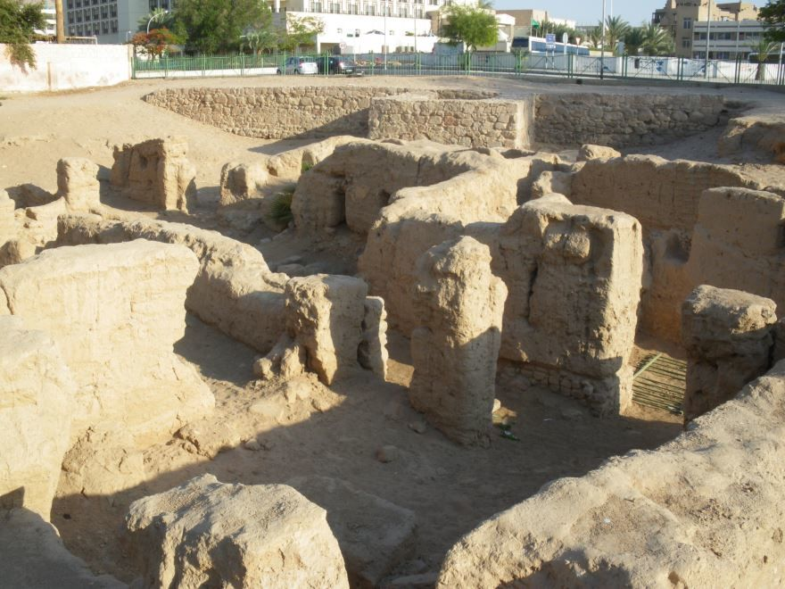 Древний город Акаба