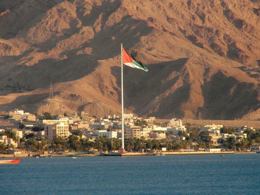 Скачать онлайн бесплатно лучшее фото города Акаба в хорошем качестве