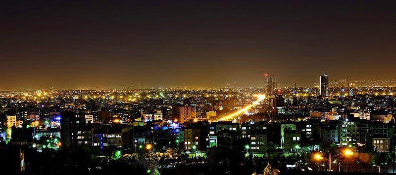Скачать онлайн бесплатно лучшее фото город Мешхед в хорошем качестве