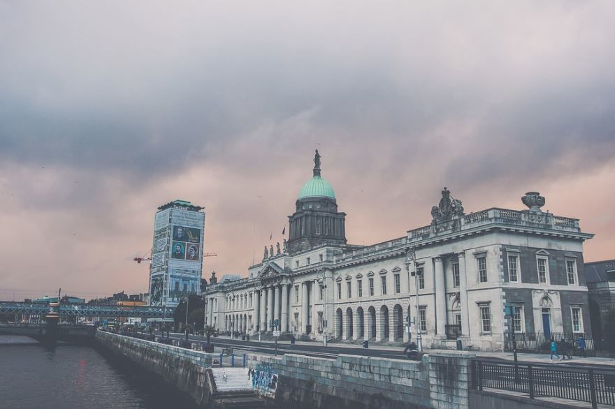 Город Дублин