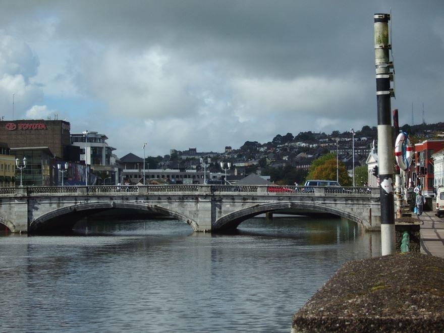 Фото города Корк Ирландия