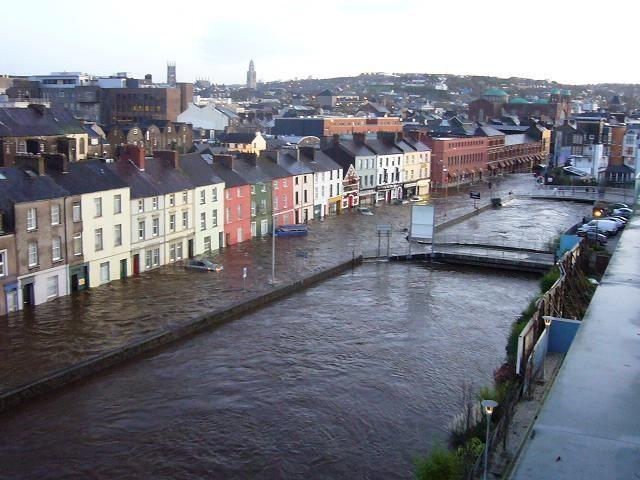 Скачать онлайн бесплатно лучшее фото город Корк в хорошем качестве