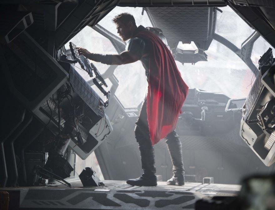 Лучшие картинки и фото фильма Тор: рагнарек 2017 в хорошем качестве
