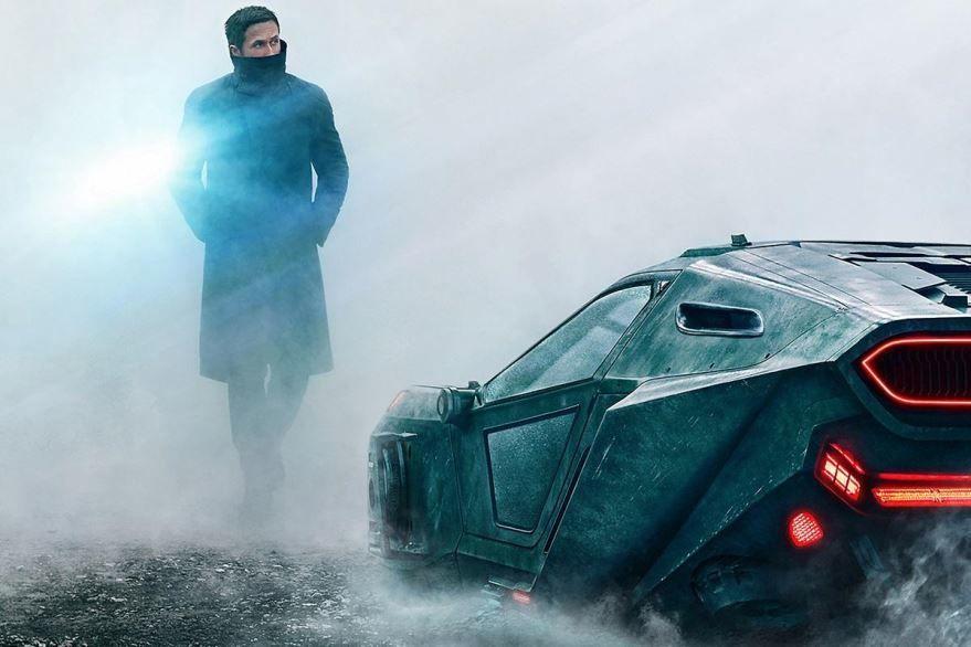 Смотреть бесплатно постеры и кадры к фильму Бегущий по лезвию 2049 онлайн