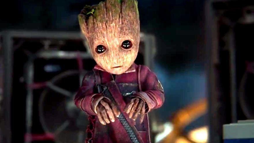 Бесплатные кадры к фильму Стражи галактики 2 в качестве 1080 hd