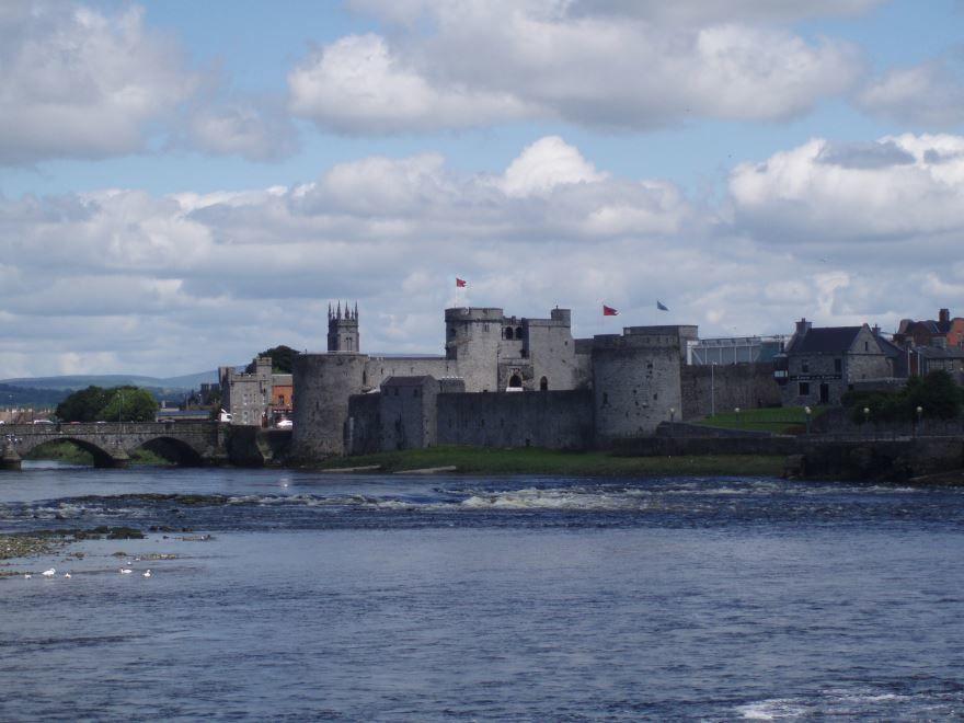 Фото города Лимерик Ирландия