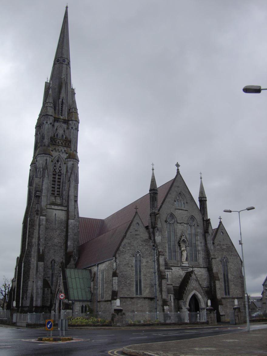 Кафедральный собор город Лимерик