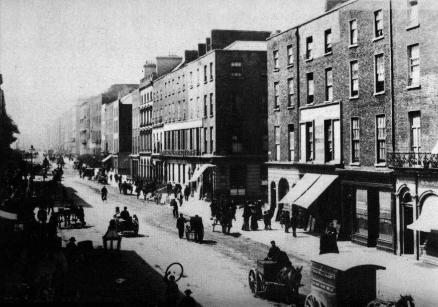 Лимерик 1900 год