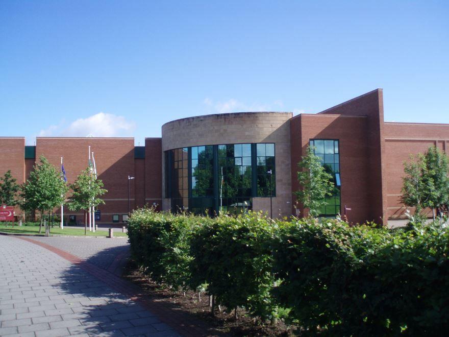Университет город Лимерик