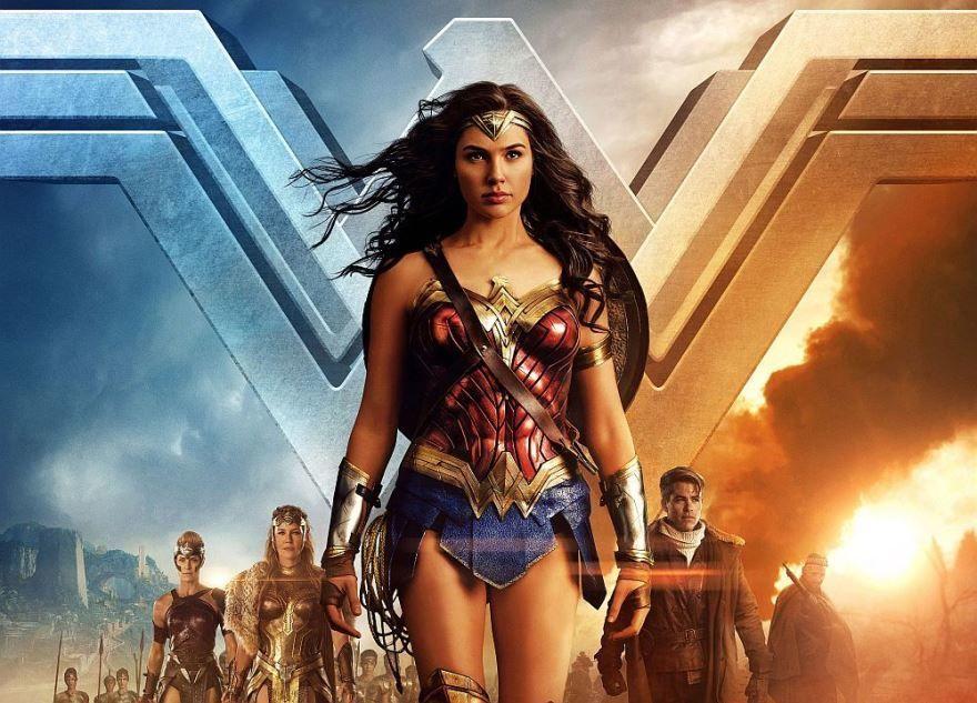 Скачать бесплатно постеры к фильму Чудо-женщина в качестве 720 и 1080 hd