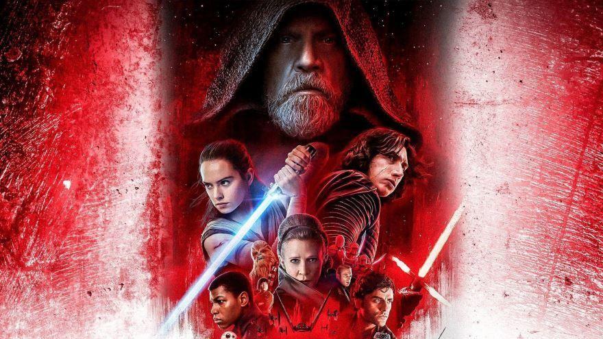 Скачать бесплатно постеры к фильму Звездные войны: последние джедаи в качестве 720 и 1080 hd