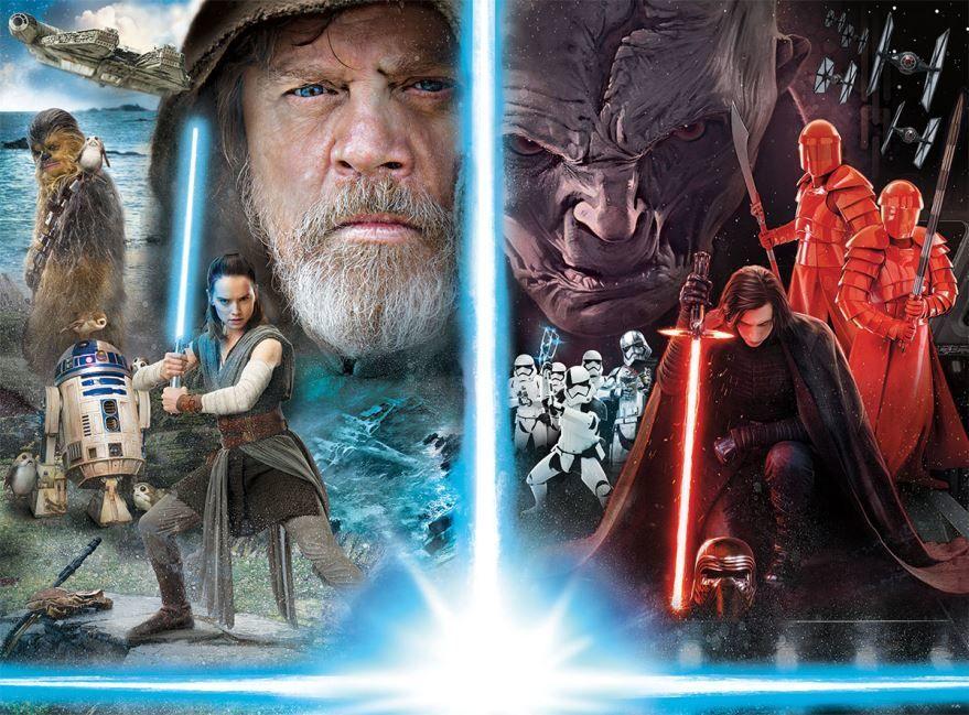 Смотреть бесплатно постеры и кадры к фильму Звездные войны: последние джедаи онлайн