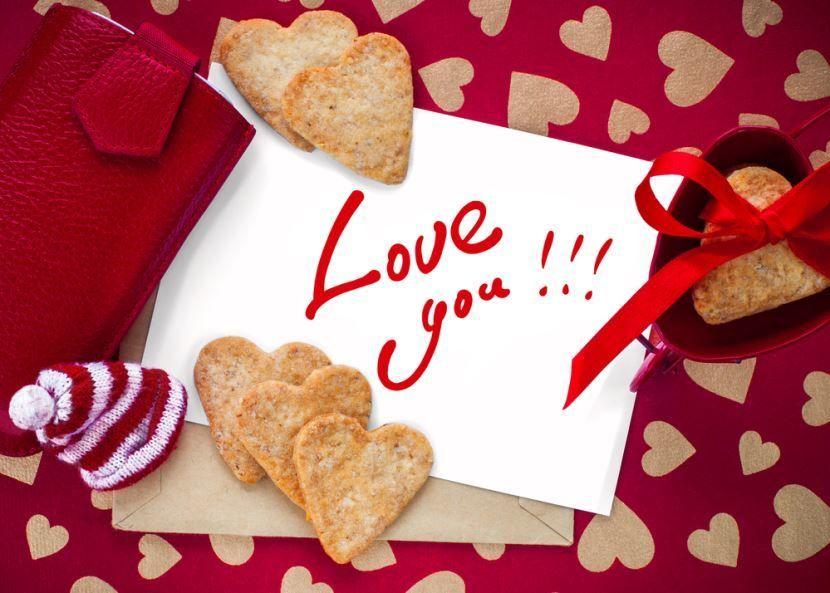 Подарок для парня на день всех влюбленных