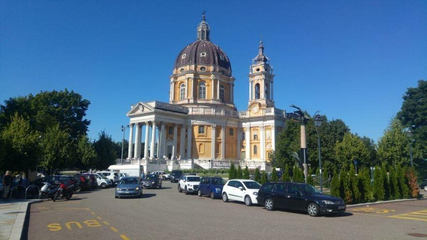 Собор города Турин Италия
