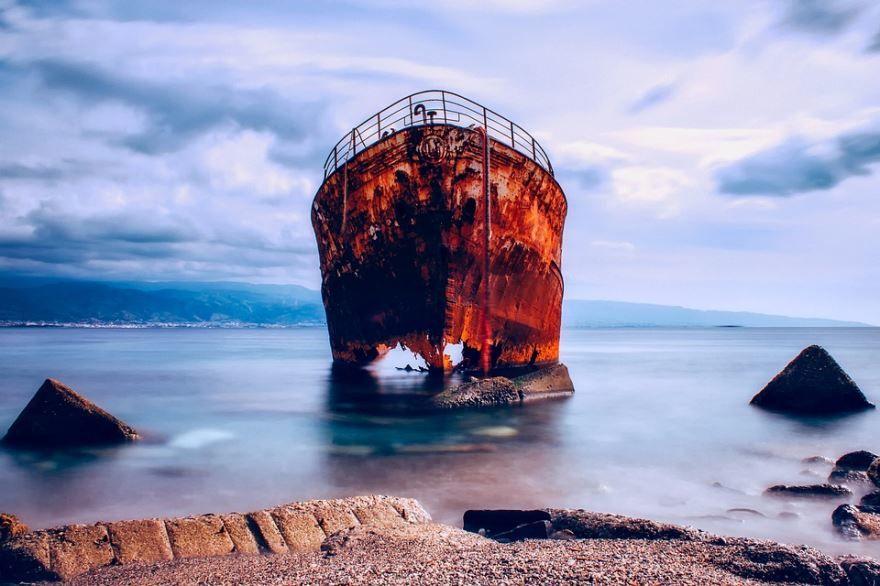 Корабль город Мессина