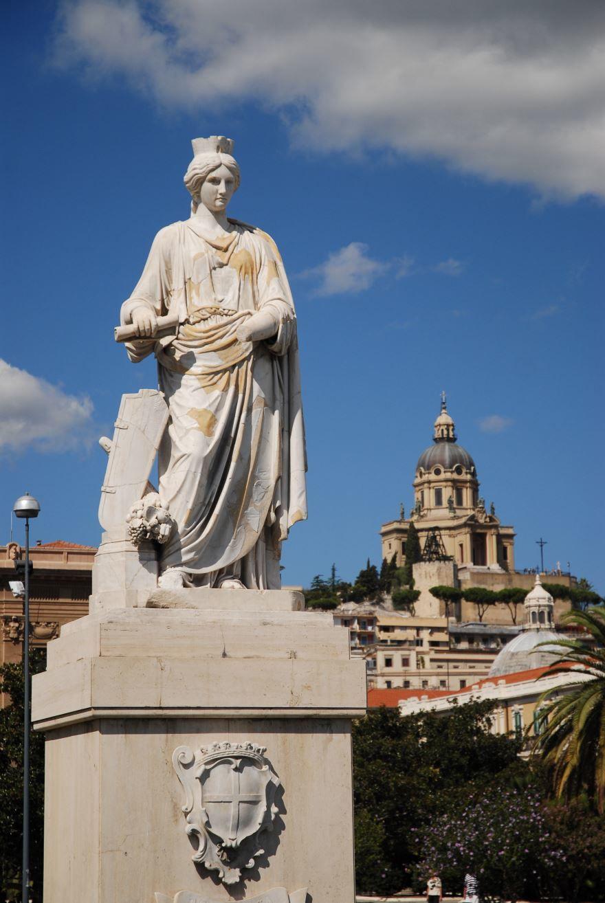 Достопримечательности город Мессина Италия