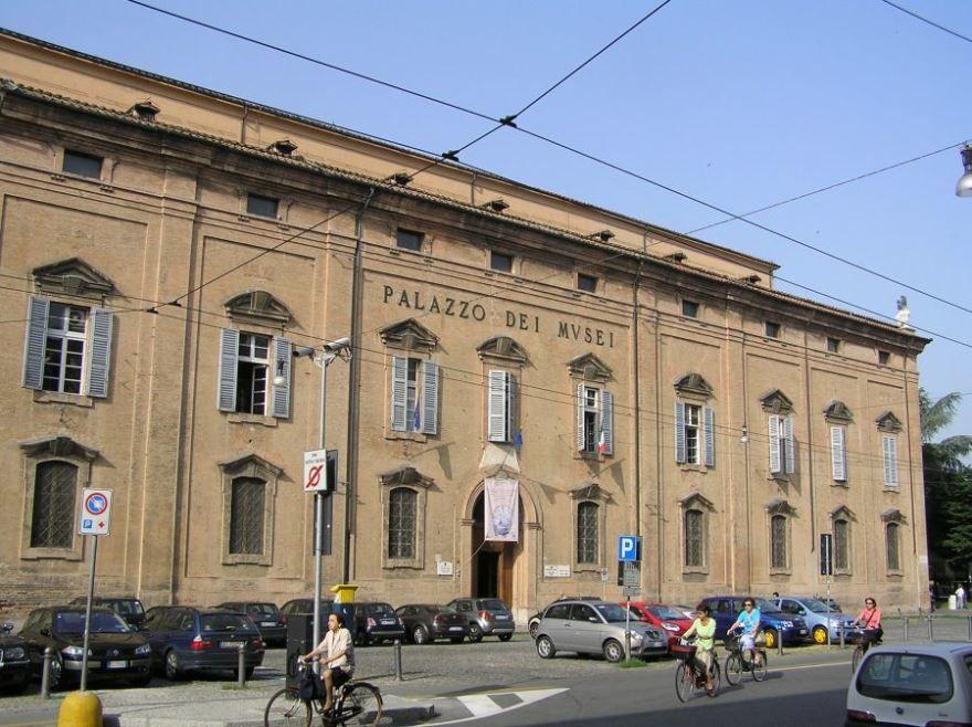 Музей город Модена