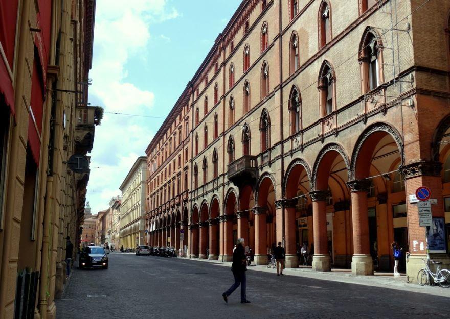 Фото города Болонья Италия