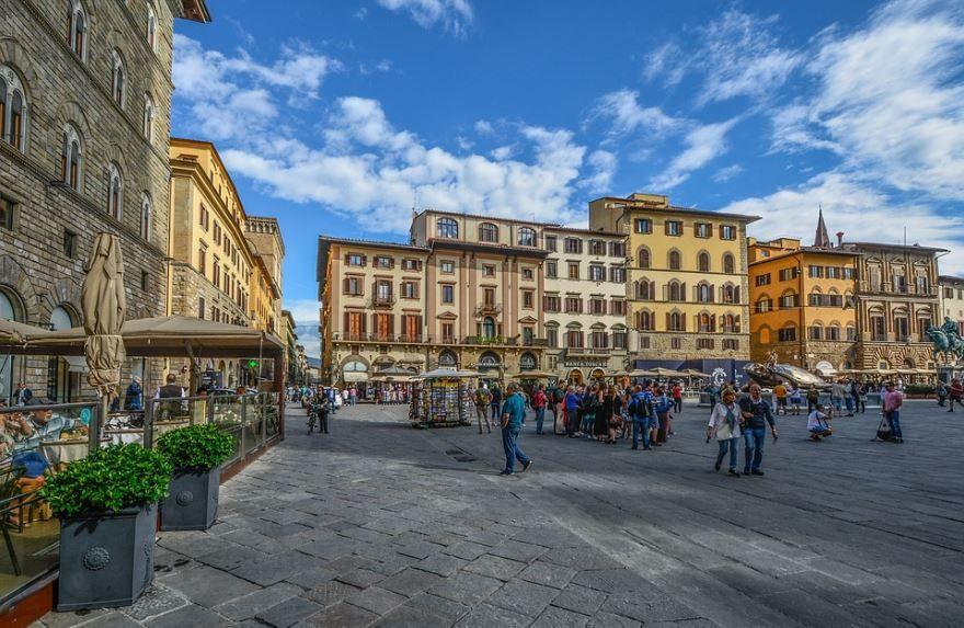 Смотреть красивое фото город Флоренция